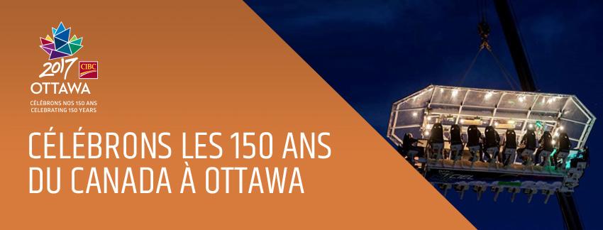 Célébrons le Canada à Ottawa