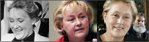 La carrière politique de Pauline Marois en 11 images
