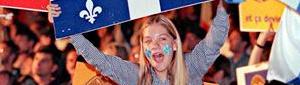 Québec-Écosse : deux luttes, un même destin?