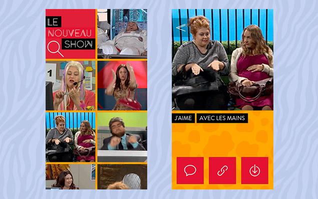 Le nouveau show - visuel 1