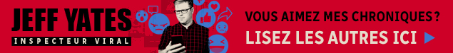 Chroniques de Jeff Yates, inspecteur viral