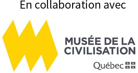 Accédez le site web du musée de la civilisation de Québec