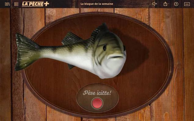 La pêche + - visuel 3