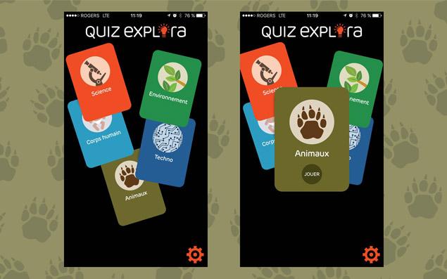 Quiz Explora - visuel 1